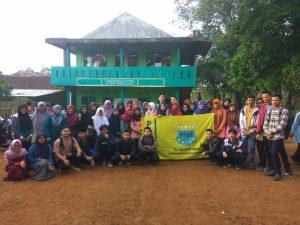 peserta MAPABA STKIP Garut