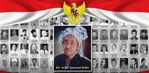 Teks Translit Pidato KH As'ad Syamsul Arifin