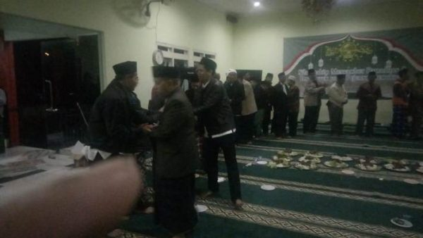Menyambut Bulan Suci Ramadhan, PCNU Kota Bandung Gelar Do'a Bersama