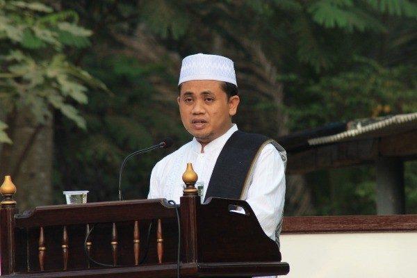 KH. Sa'dulloh : Ibadah Qurban Bukan Tontonan Kesalehan Orang-Orang Kaya