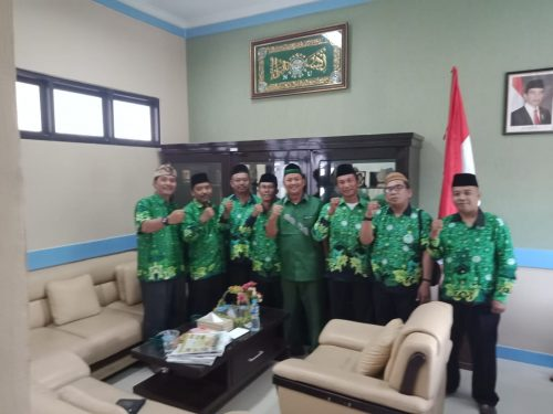 Jelang Pelantikan Pergunu Indramayu Gelar Audensi dengan Pimpinan DPRD Indramayu
