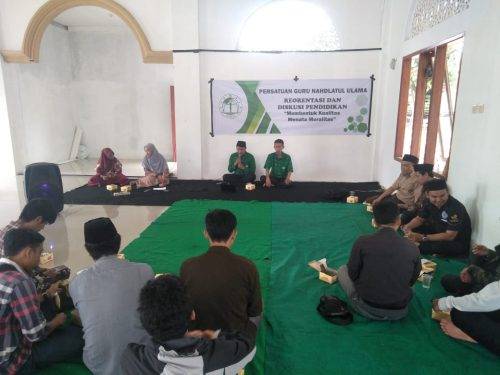 Pergunu Kota Sukabumi, Gubenur Jabar Lalaikan Kesejahteraan Guru Honorer Swasta