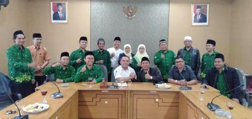 PC PERGUNU Kabupaten Bandung Adakan Audiensi dengan DPRD Kabupaten Bandung