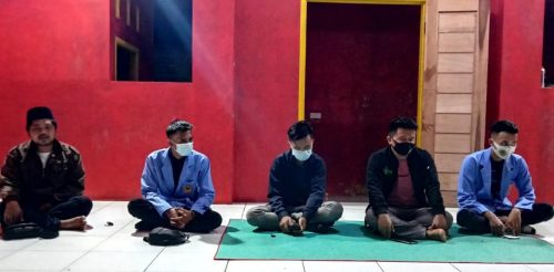 Kader ASWAJA PC PERGUNU Kabupaten Pangandaran Menggelar Malam Keakraban dan Dialog Publik